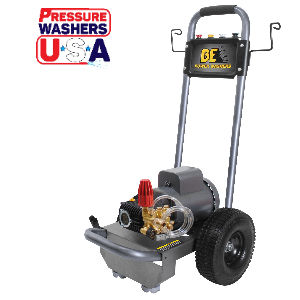 2000 PSI, 3.5 GPM BE Electric Pressure Washer, 220v