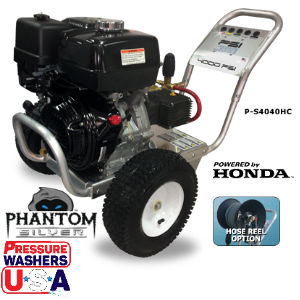 4000 PSI - 4 GPM - Honda - Comet Pump - Pressure Washer